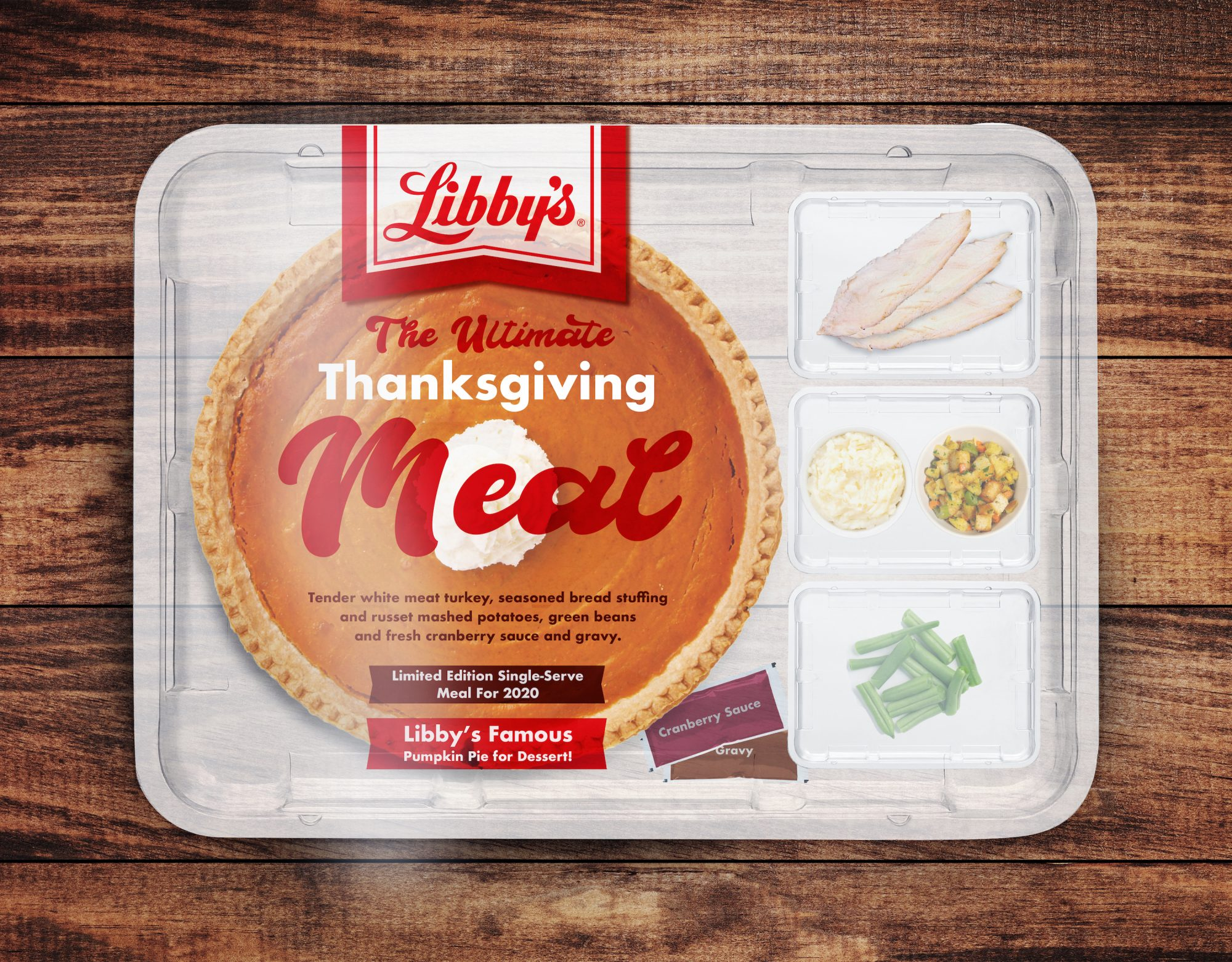 Libby's small thanksgiving