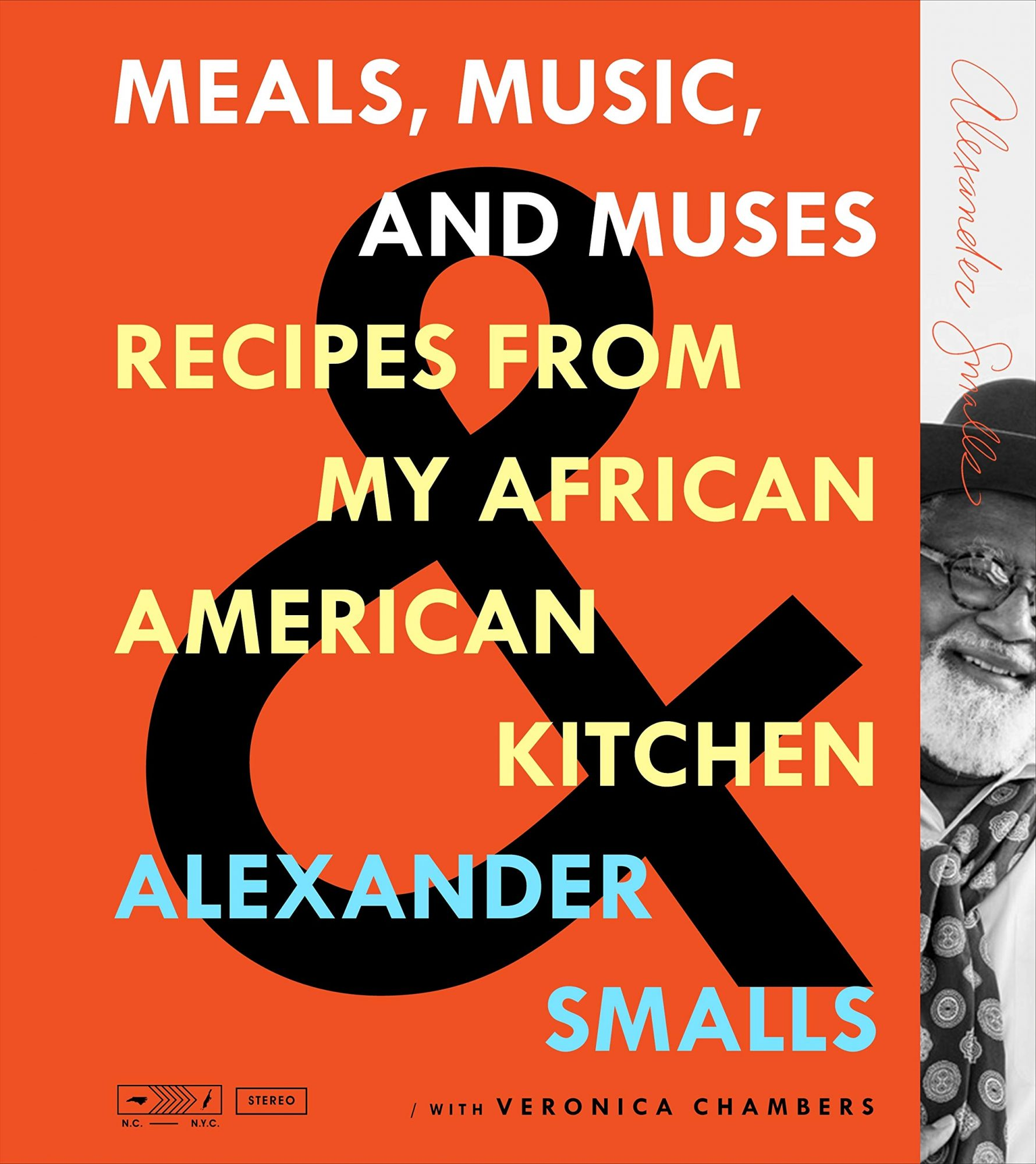 book cover for Meals, Music, and Muses: Recipes from My African American Kitchen