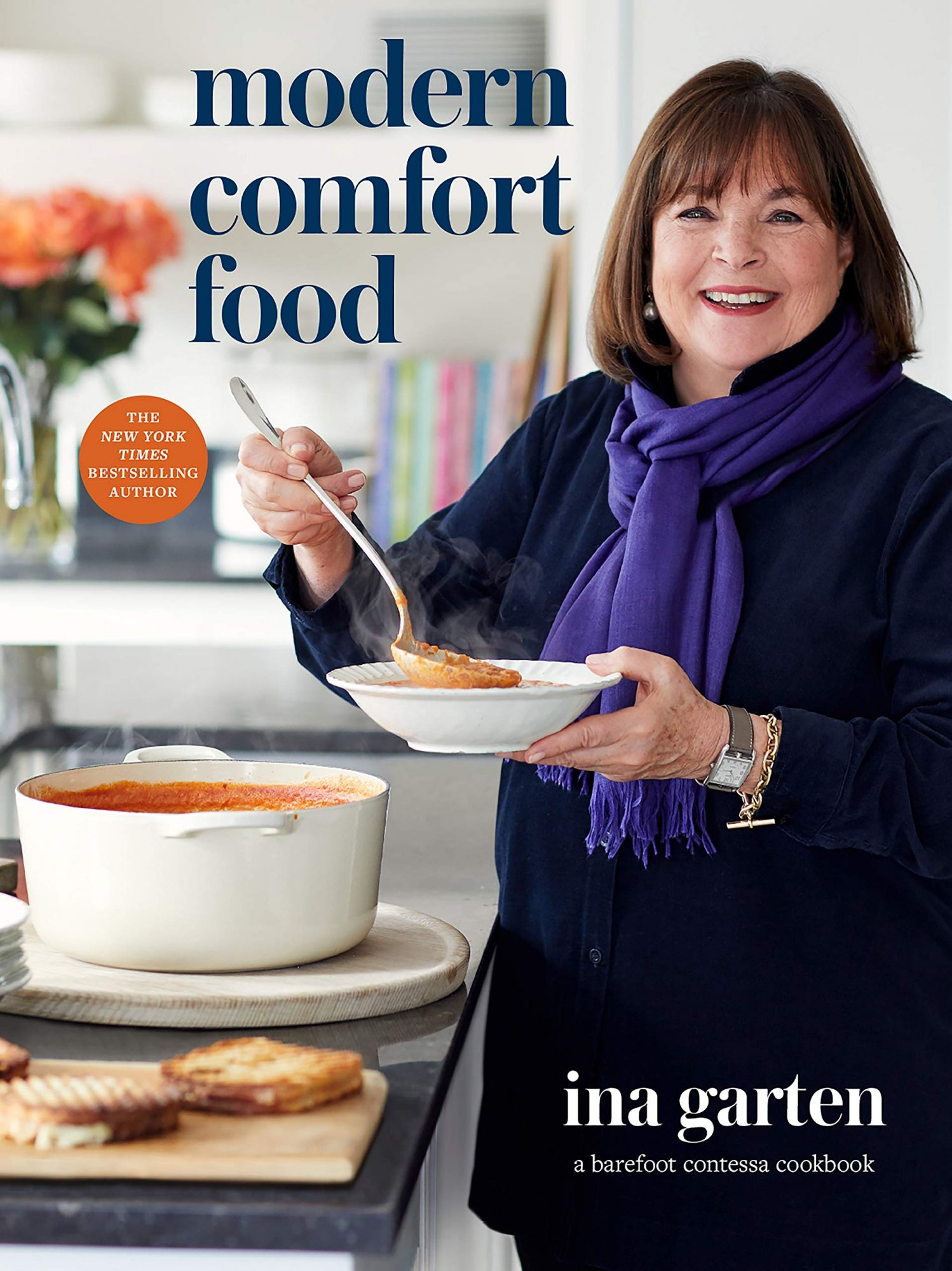 book cover of Modern Comfort Food: A Barefoot Contessa Cookbook