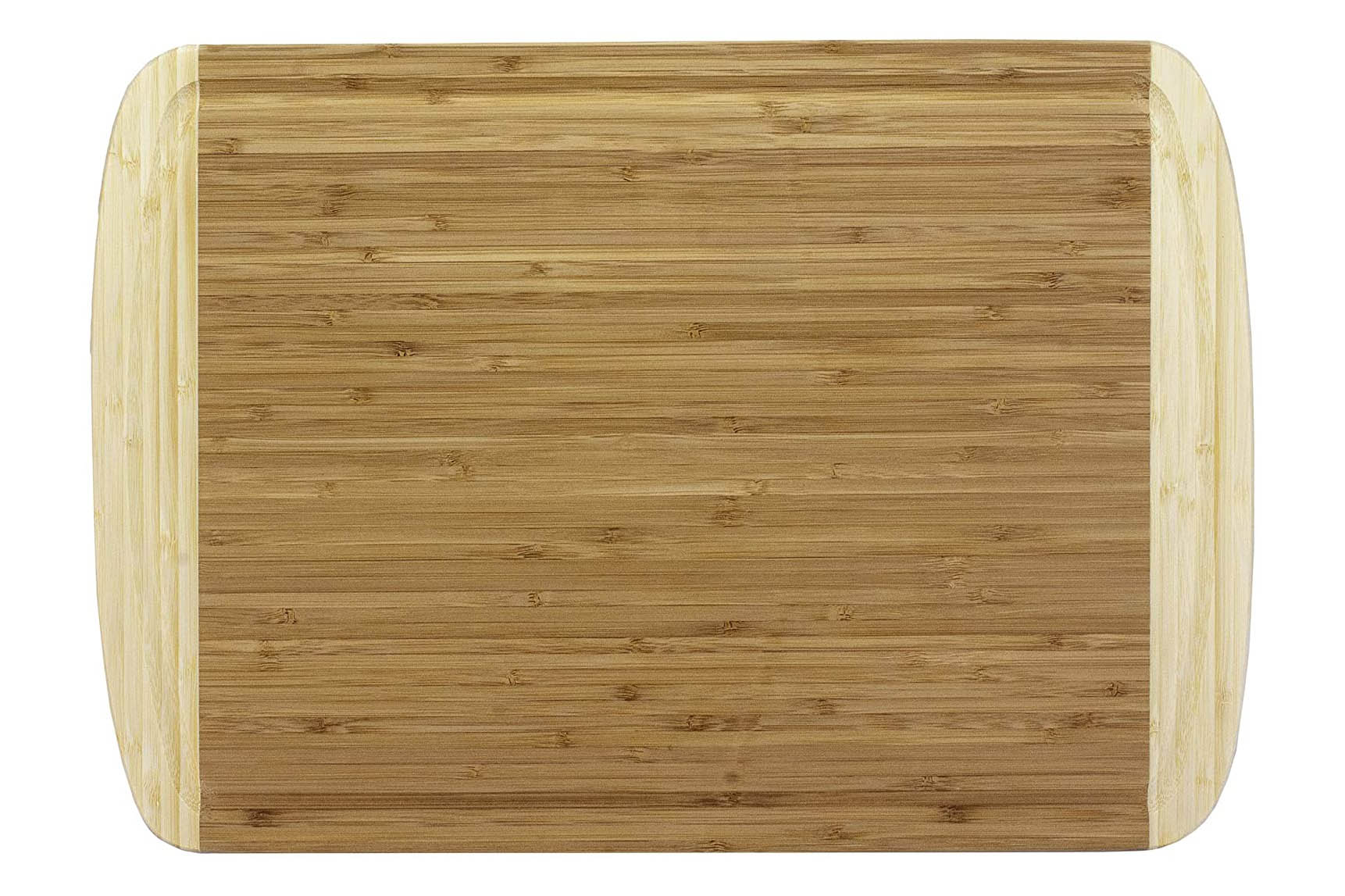 Totally Bamboo Kona Bamboo Carving & Cutting Board with Juice Groove