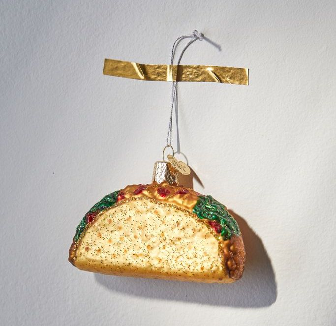taco ornament urban outfitters