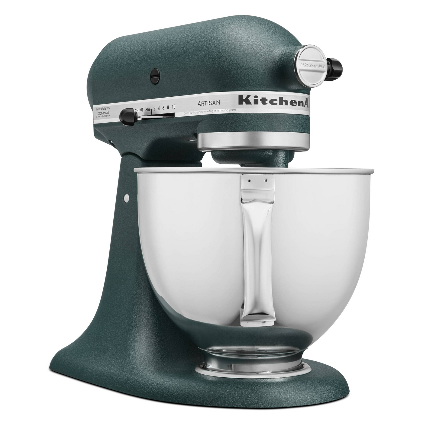 KitchenAid Forest Green stand mixer