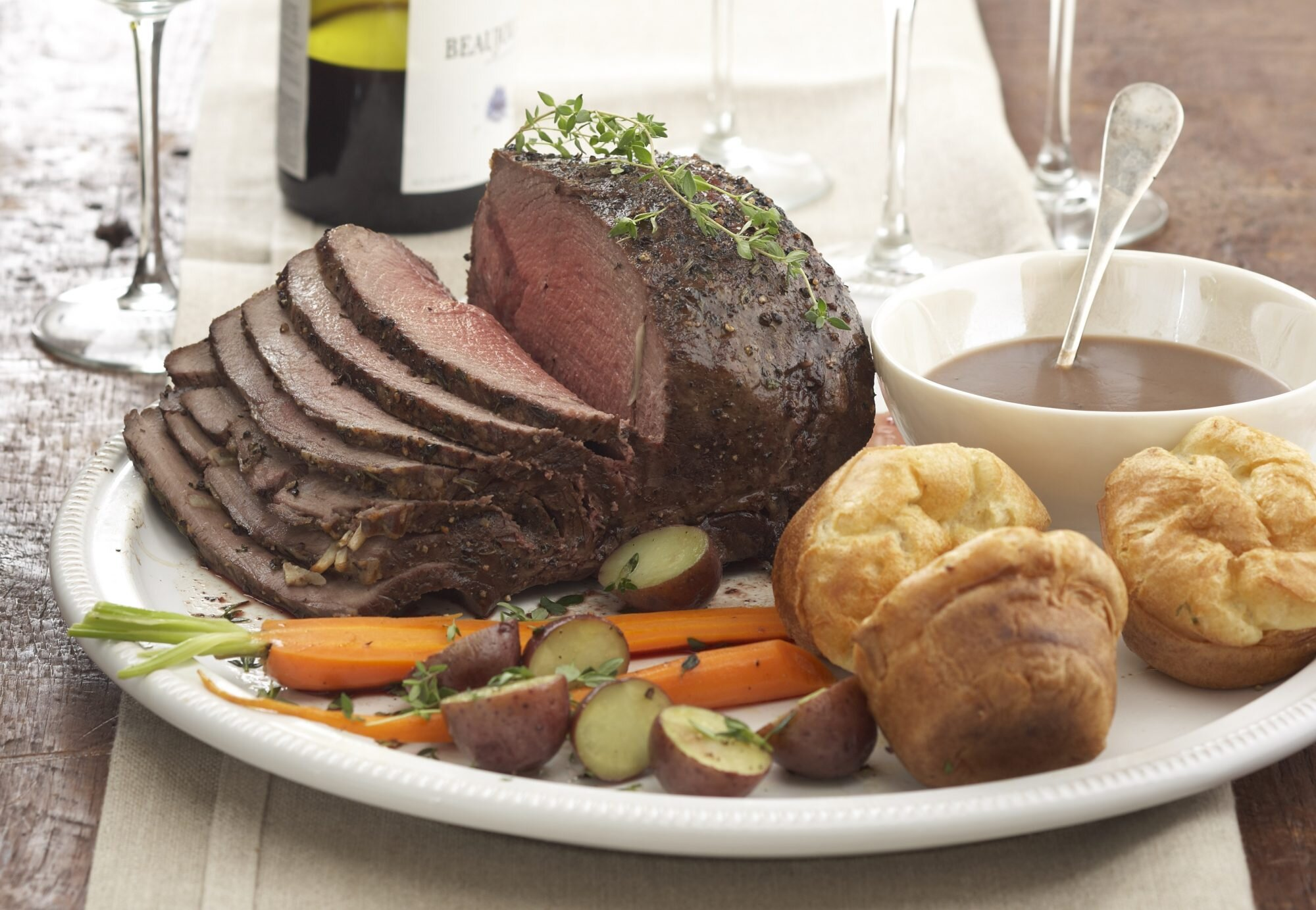A Traditional British Christmas Dinner Menu Allrecipes