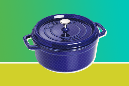 the staub cocotte is 100 in early black friday deals