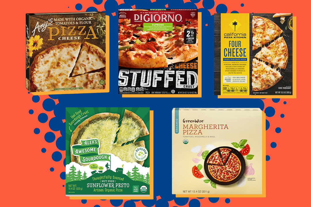 The Best Frozen Pizzas You Can Buy According To Our Editors Allrecipes