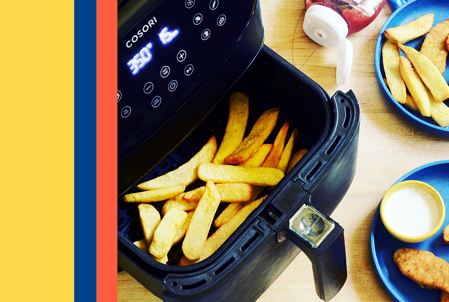the best air fryer deals for cyber monday