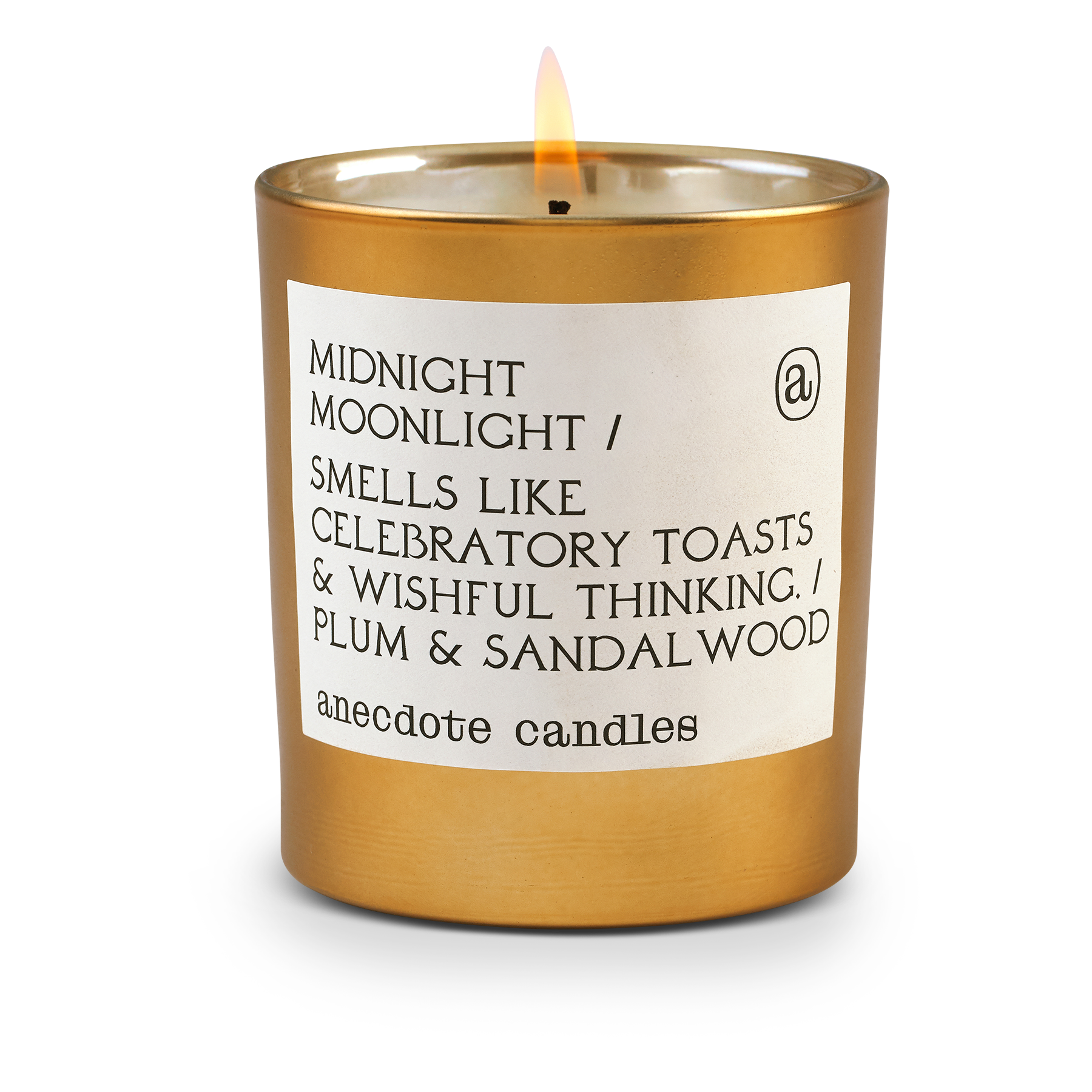 Anecdote Candles Midnight Moonlight