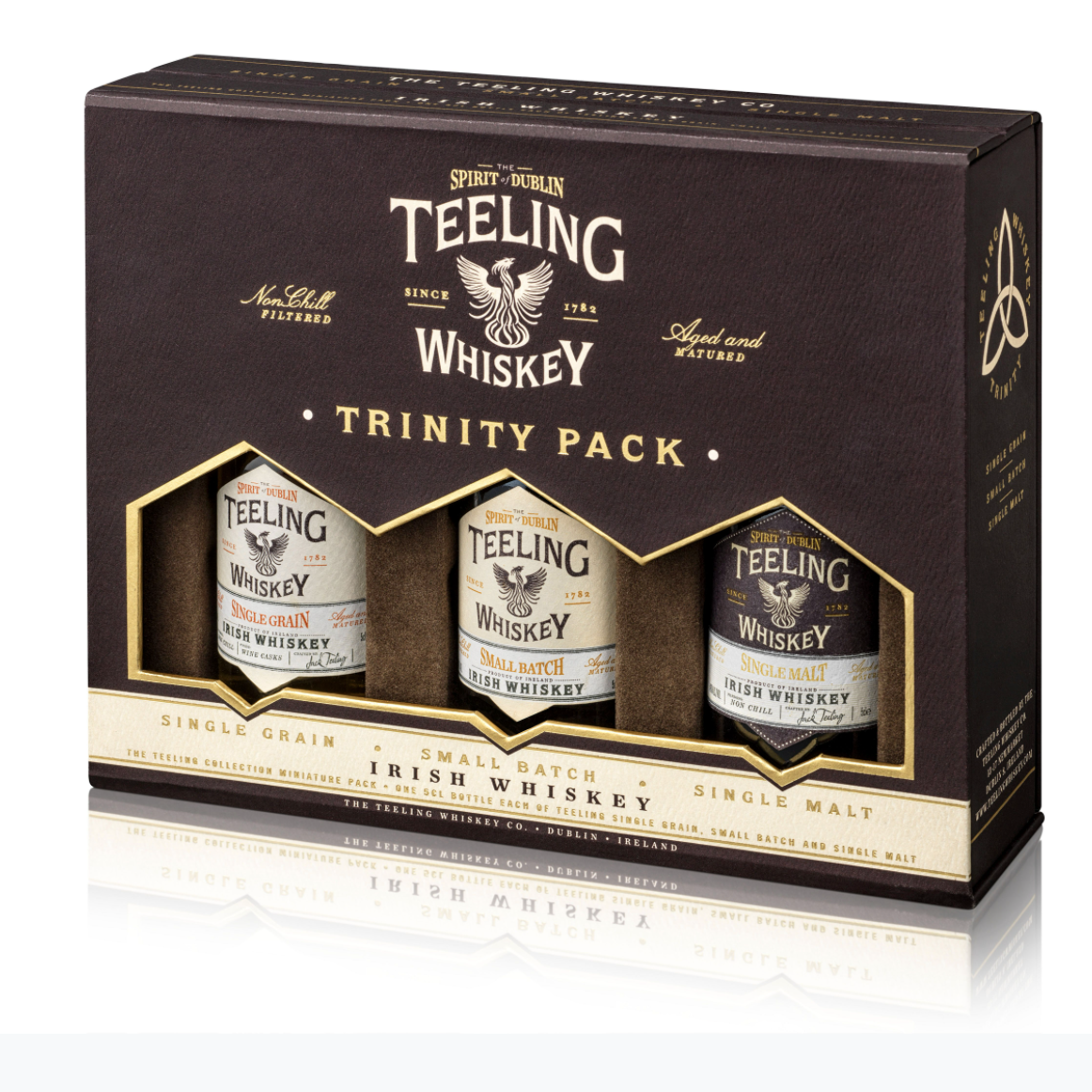 Teeling Whiskey Trinity Pack