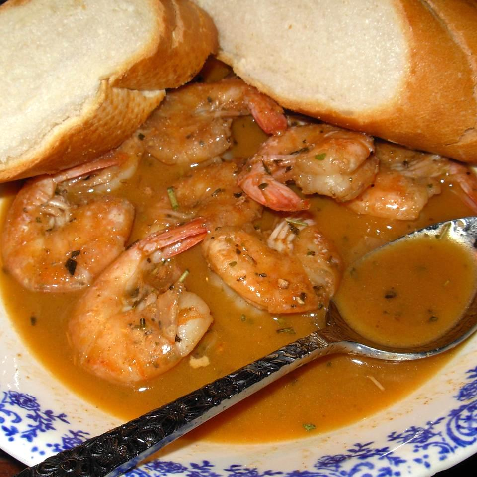 New Orleans Barbeque Shrimp