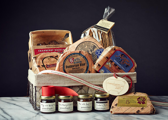 Fromagination Gold Collection Gift Set