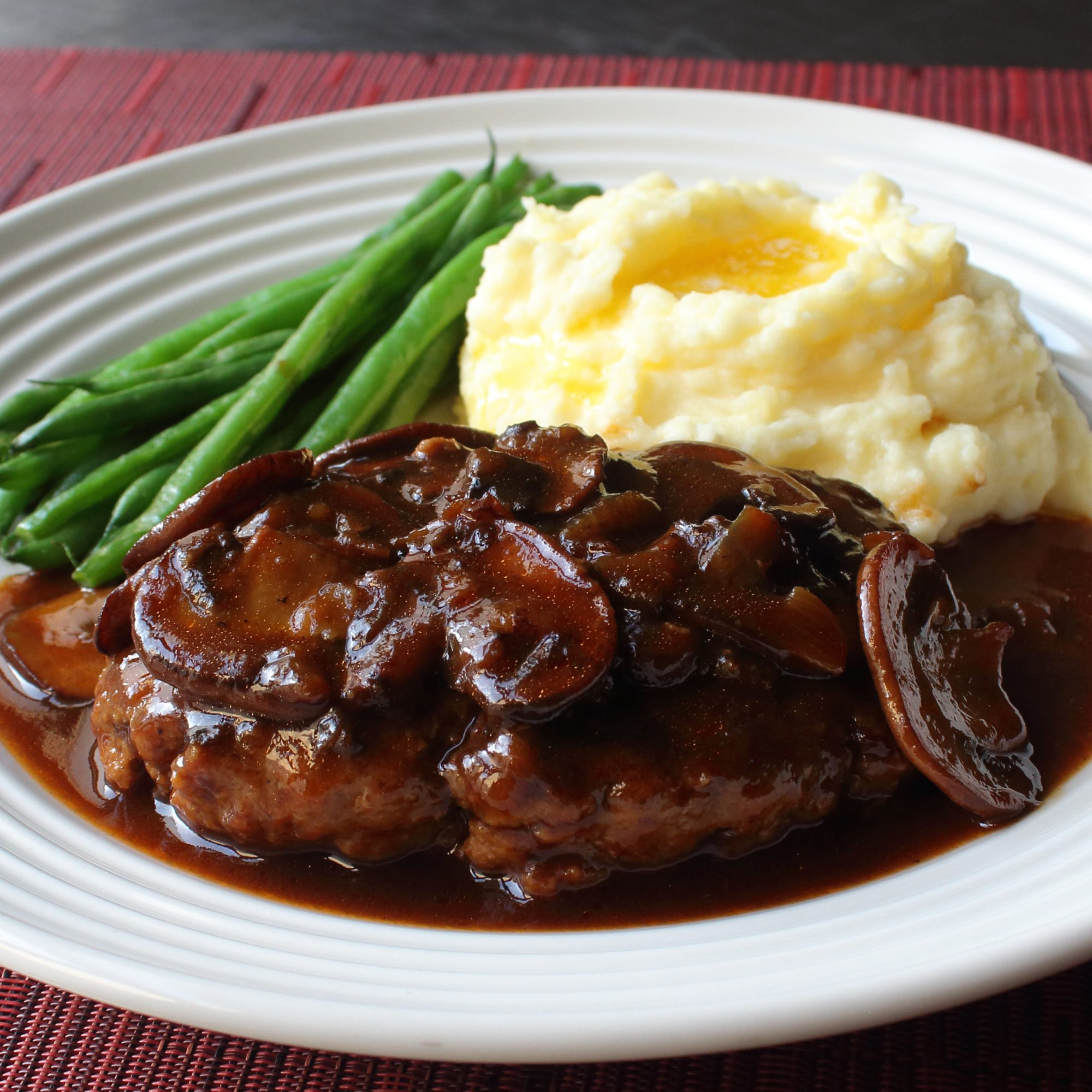 Chef John's Salisbury Steak