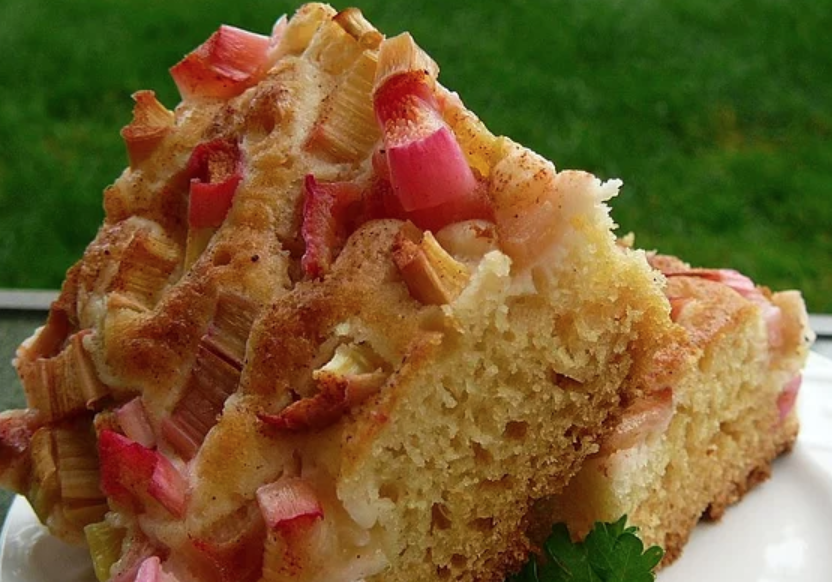 10 delicious and gorgeous rhubarb cake recipes