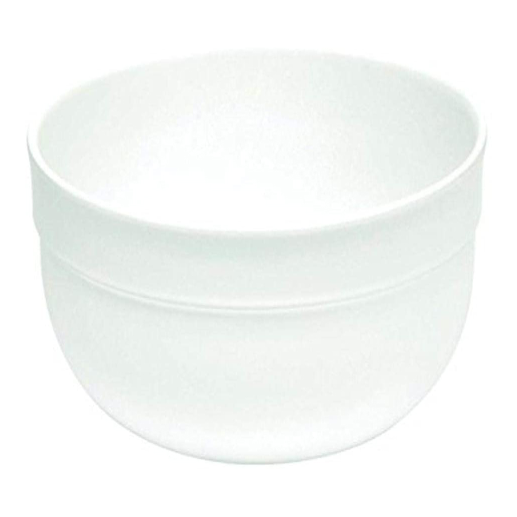 """Emile Henry Made In France Mixing Bowl, 8.4"""", Flour White"""