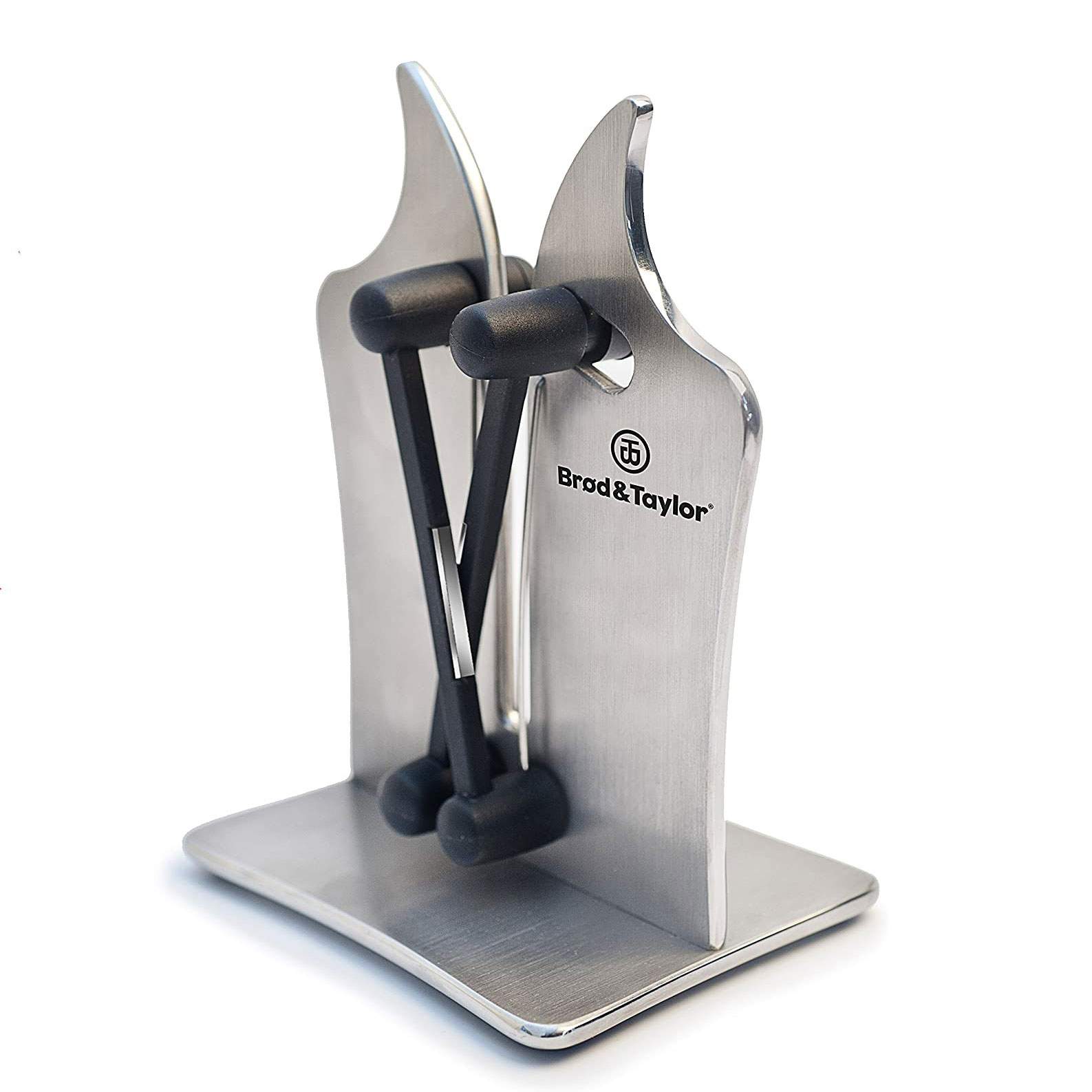 Brod and Taylor stainless steel knife sharpener
