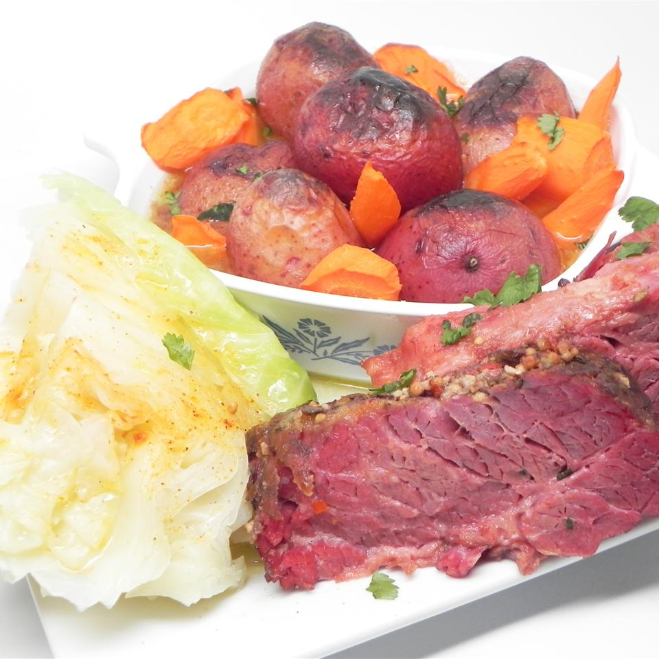Spicy and Tender Corned Beef by Soup Loving Nicole