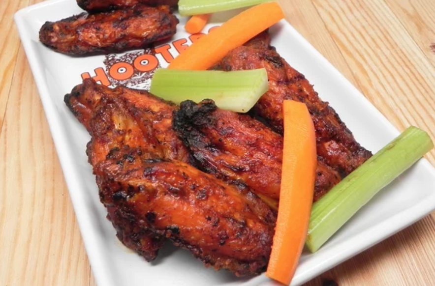 """""""We wanted the start cooking wings at home, and eventually perfect them,"""" says five-star reviewer Reg. """"Well, we started with the best recipe we could have."""""""