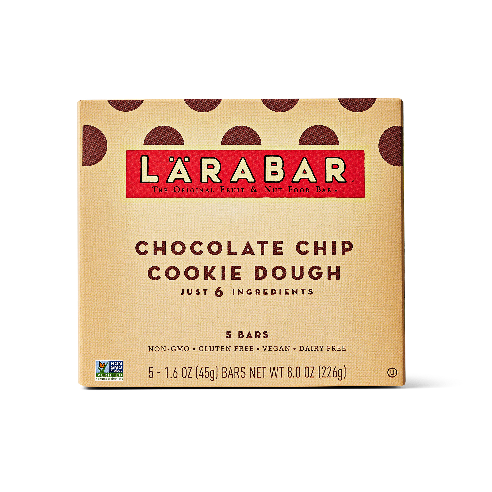 Larabar chocolate chip cookie dough