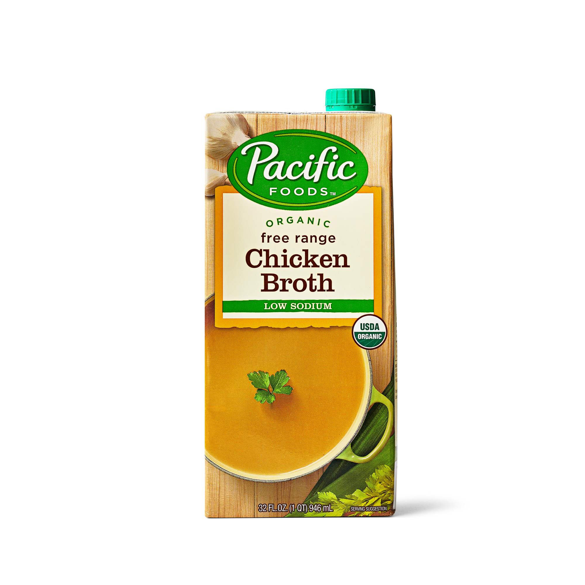 Pacific Foods broth