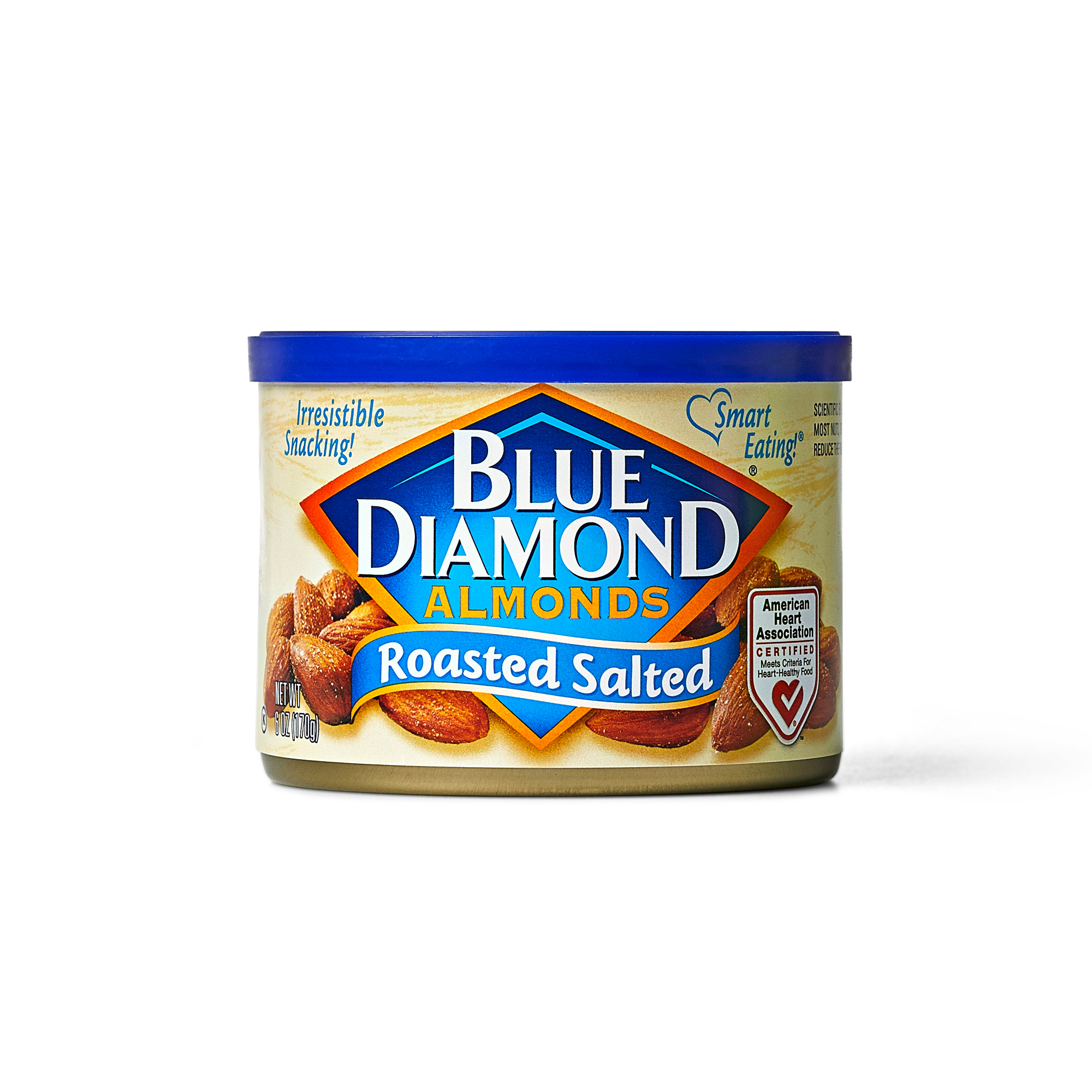 Blue Diamond roasted salted almonds