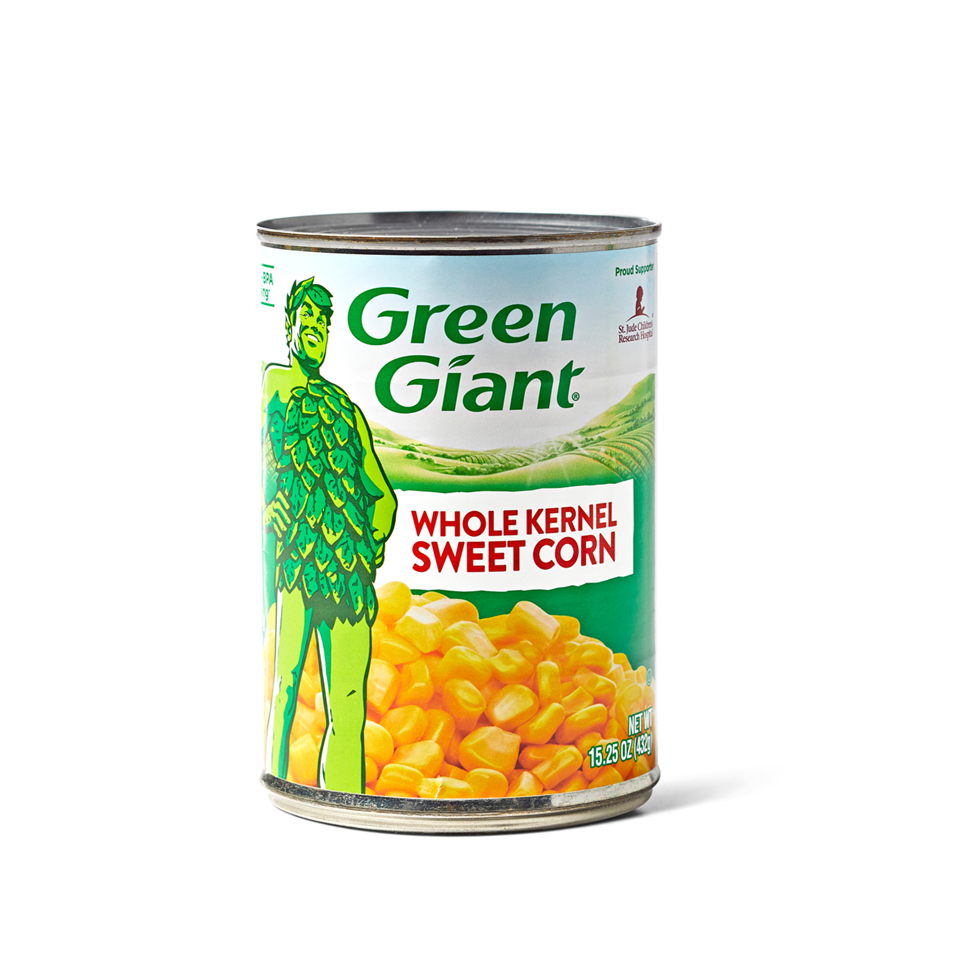 Green Giant canned corn