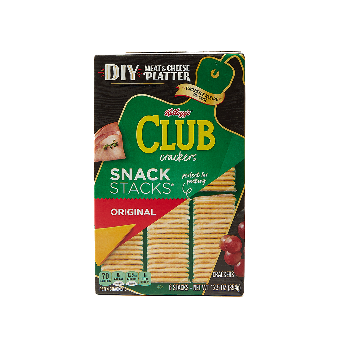 Crackers: Kelloggs Club