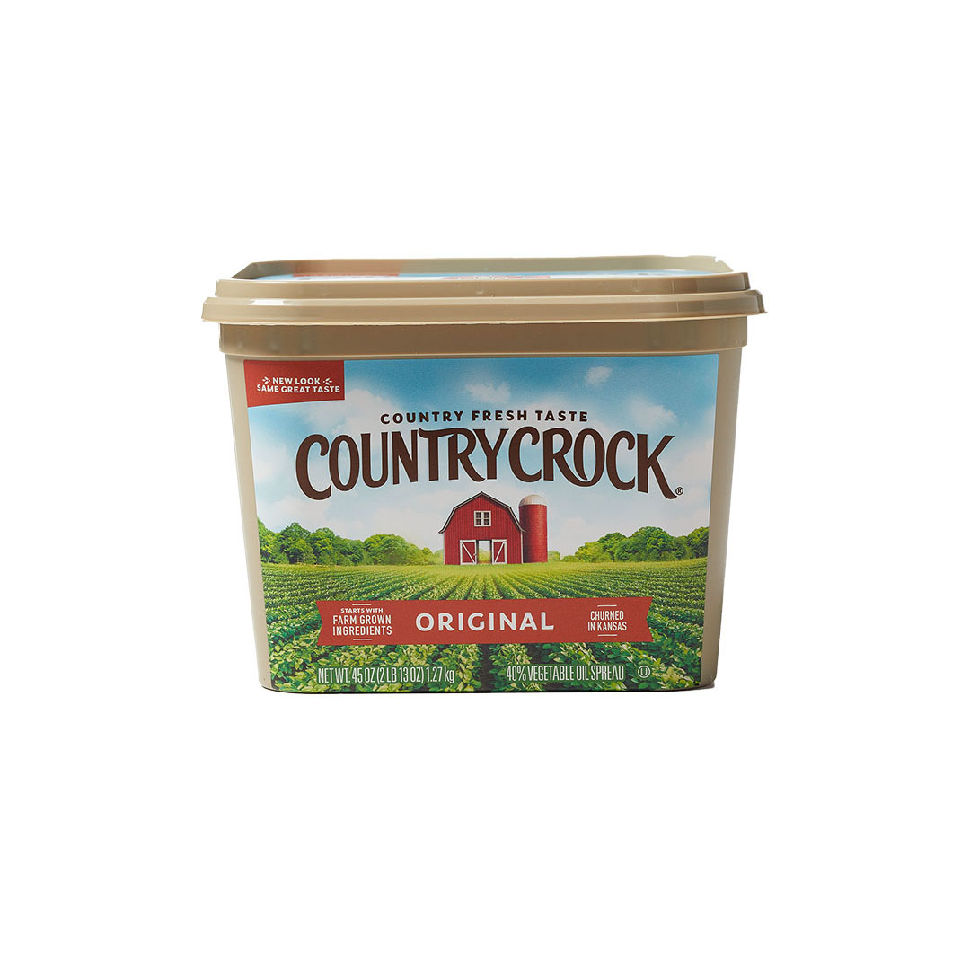 Country Crock butter