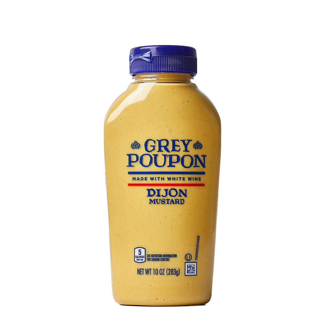 Mustard: Grey Poupon