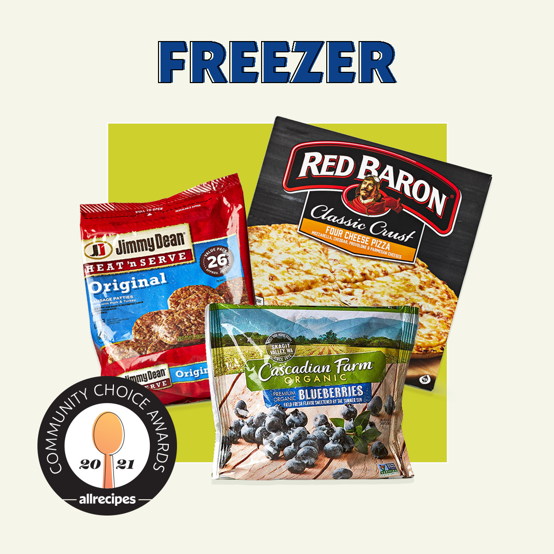 community choice heade for freezer products