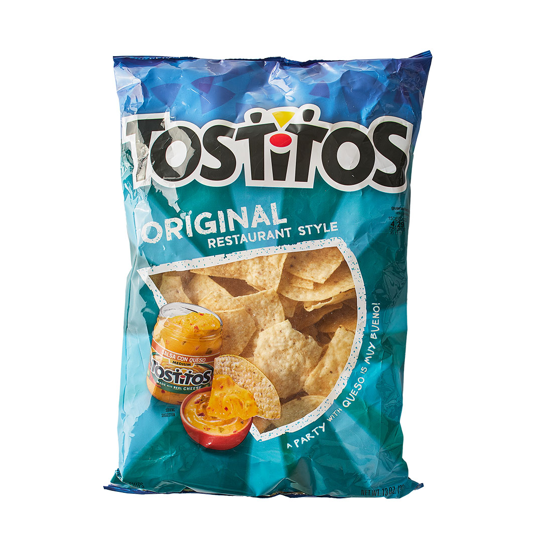 Tortilla Chips: Tostitos