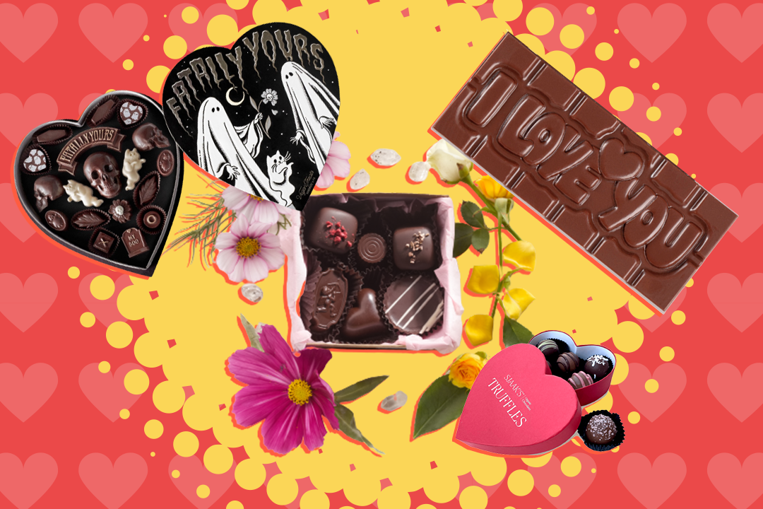 vegan chocolate guide valentine's day