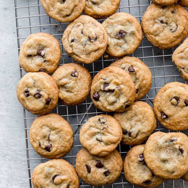 One bite of these soft, decadent cookies and you'll understand how aptly named they are. Almond extract gives these treats a super-special flavor, while standard ingredients like brown sugar and salt ensure a tender crumb.