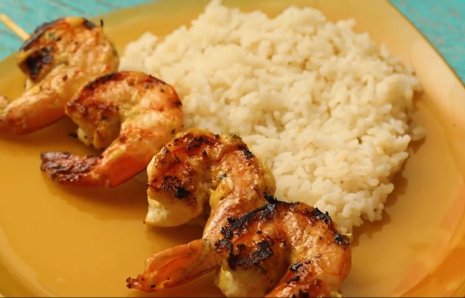 """""""This recipe is great for hibachi on the beach or in your backyard,"""" says Nancy LY. """"If you're not in Hawaii or near a beach, you can also broil it in your oven. It's a easy way to prepare a shrimp dish that's 'ono' (delicious) and moist! You can serve this either as an appetizer (pupu) or entree. I prepare it either with or without the shells on -- depending on how fast I want people to eat 'um up! Aloha from Hawaii! Enjoy!"""""""