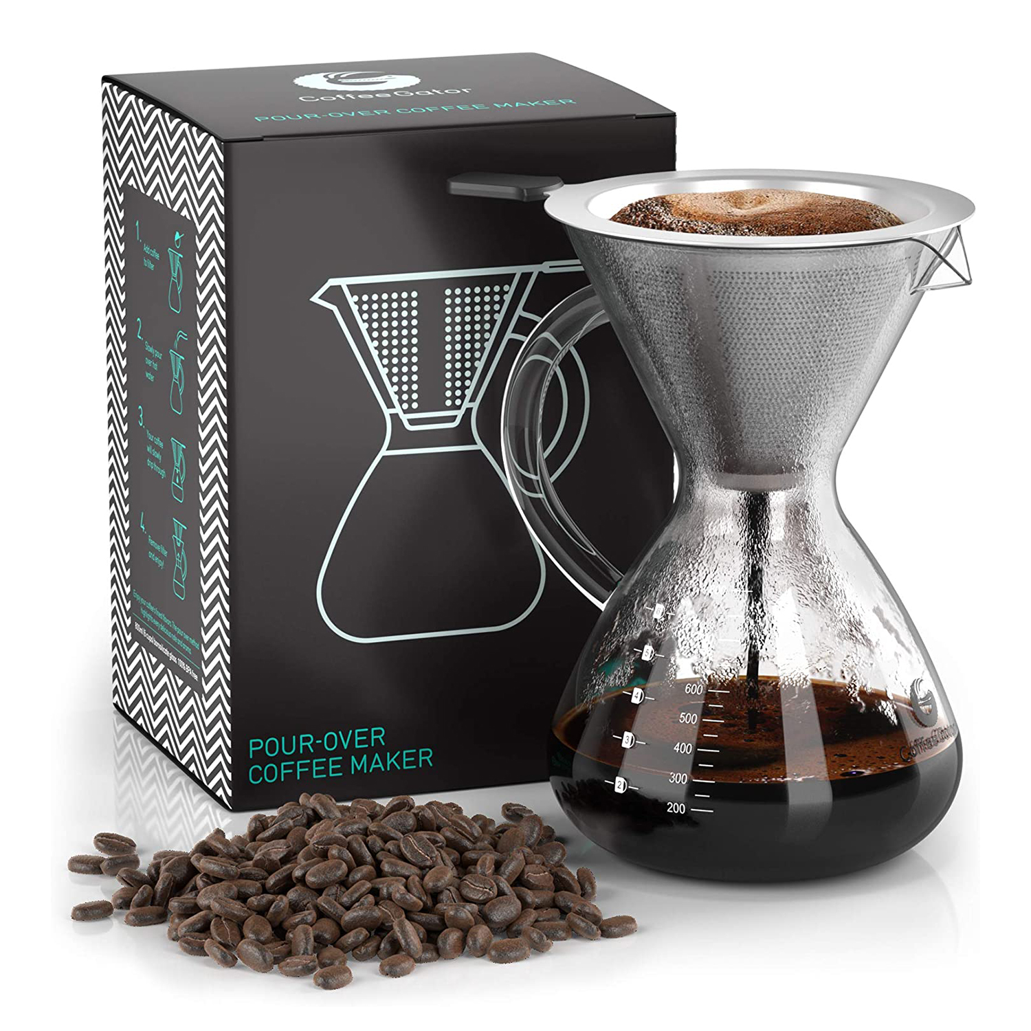 Coffee Dripper Brewer