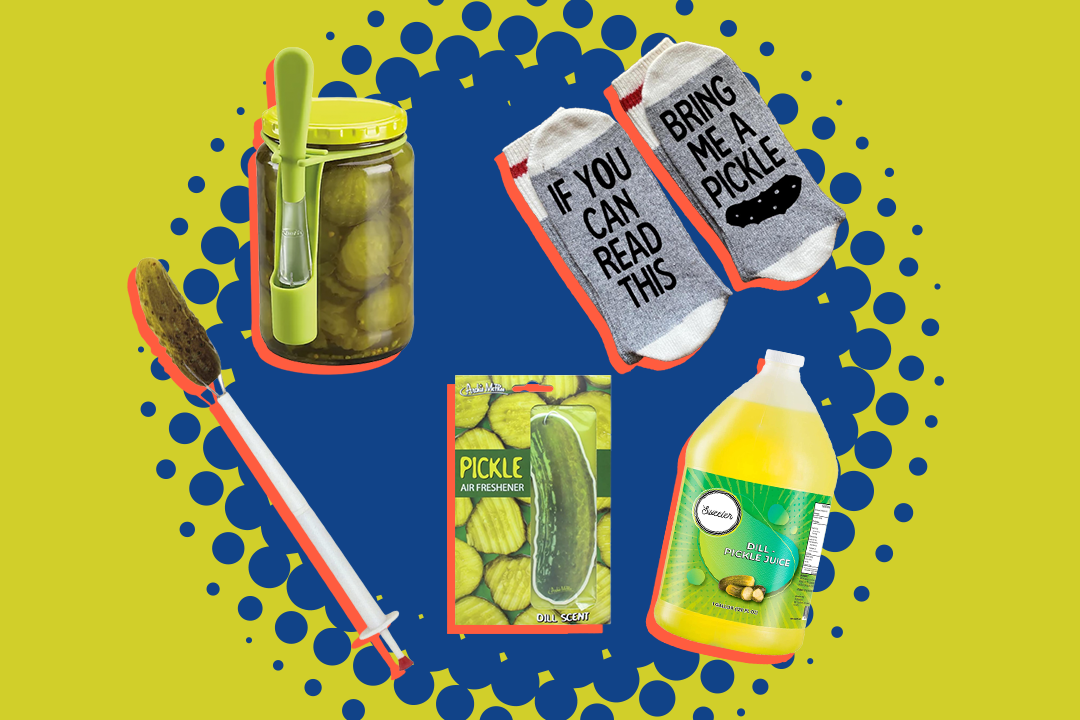 Multiple pickle products