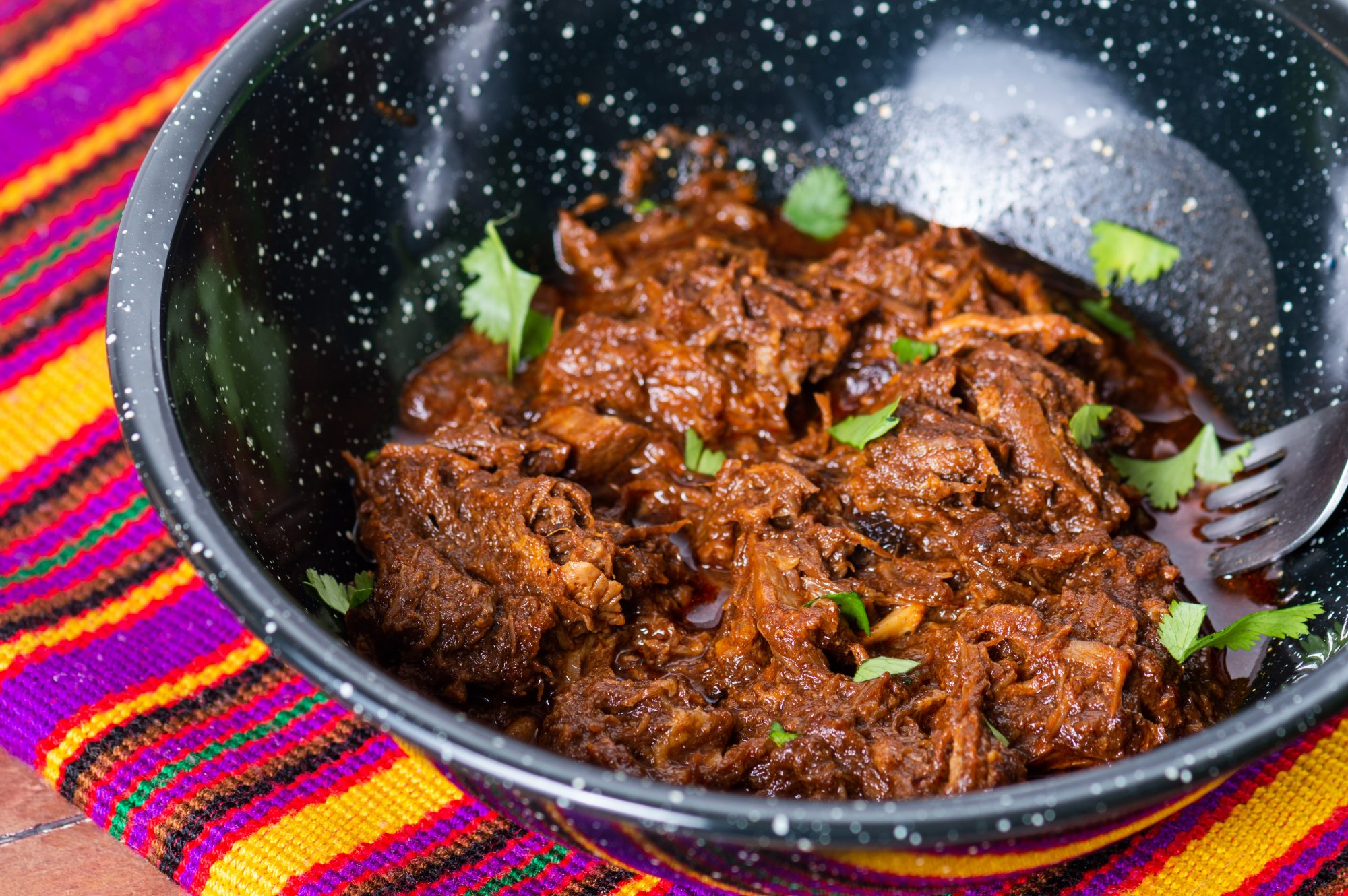 Mexican Beef Barbacoa Stew, Traditional Mexican Food