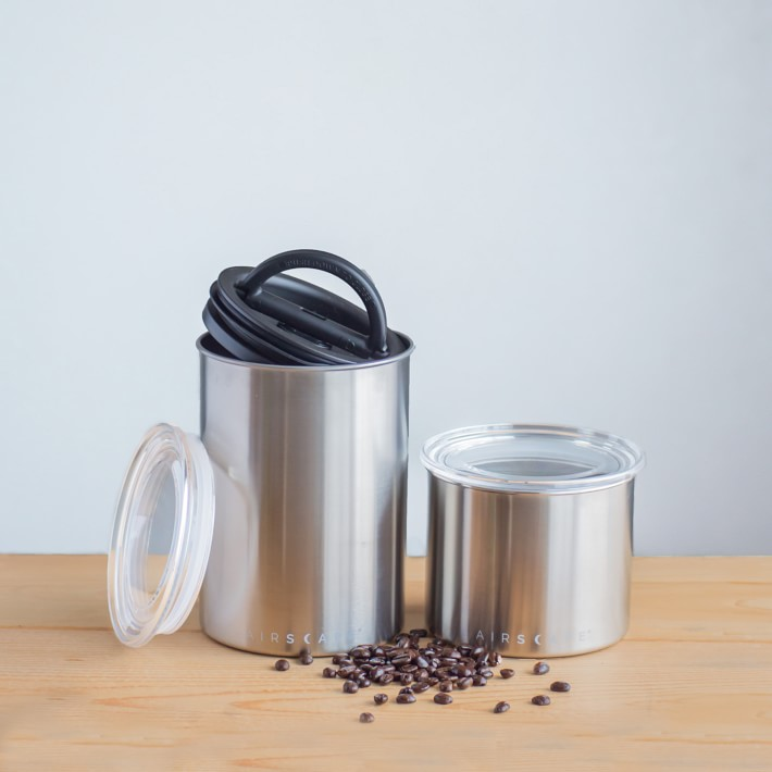 Airscape Stainless-Steel Storage Containers