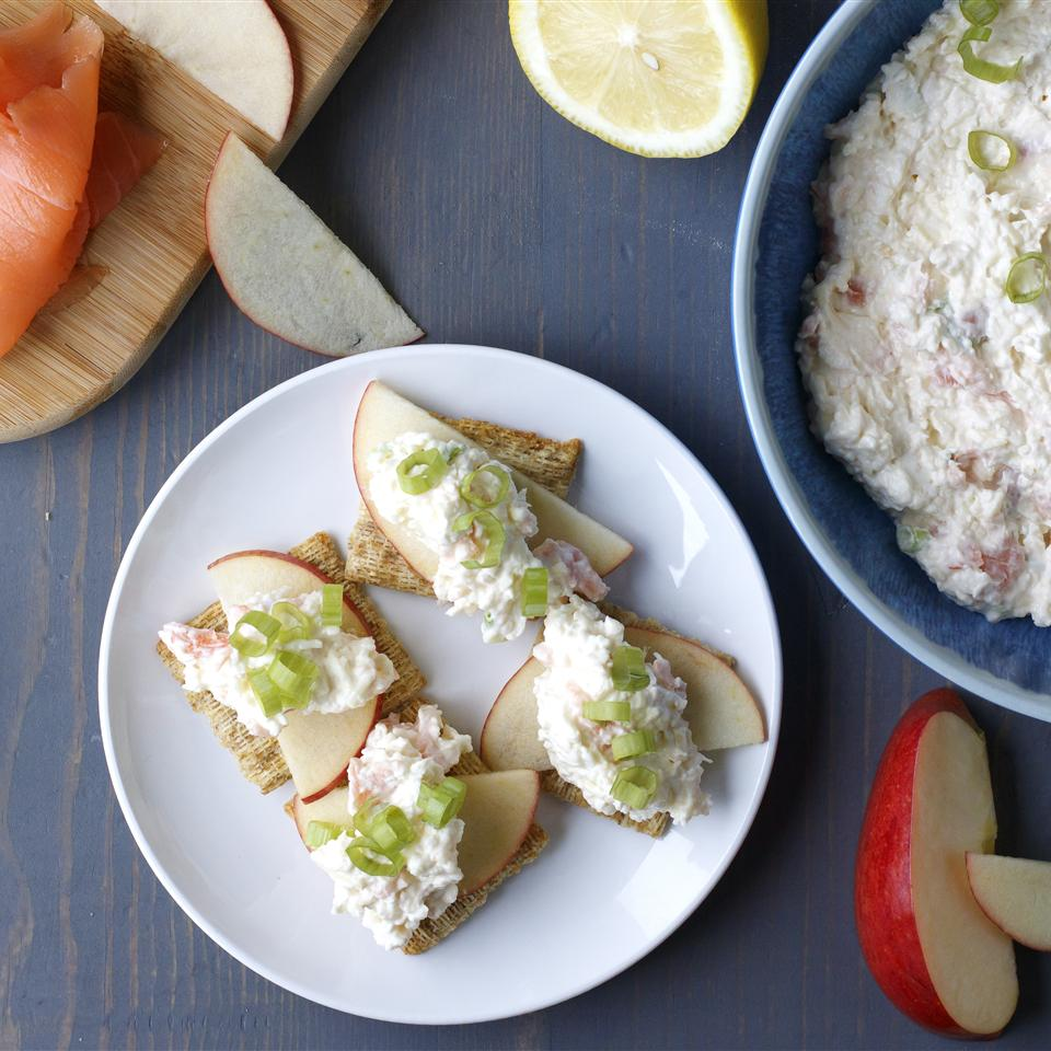 Seattle Smoked Salmon Dip