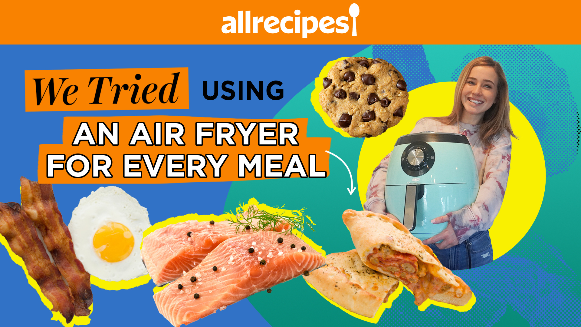 We Tried Using an Air Fryer for Every Meal