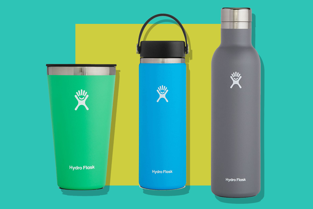 hydro flask water bottles