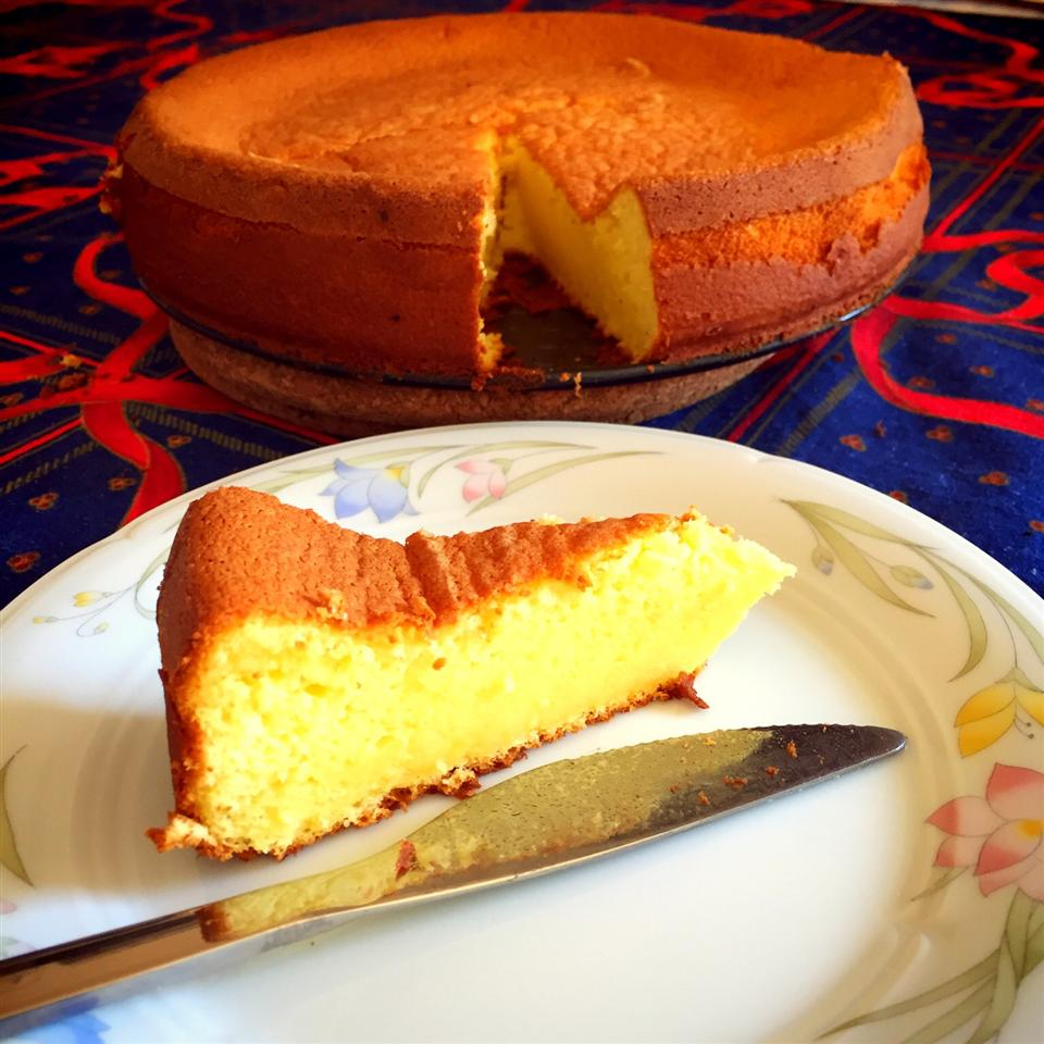 """This ricotta cheesecake is similar in style to an American cheesecake, only much lighter. """"My husband loves the Sicilian Ricotta Cheesecake,"""" says nara. """"So smooth and with a delicate flavor."""""""
