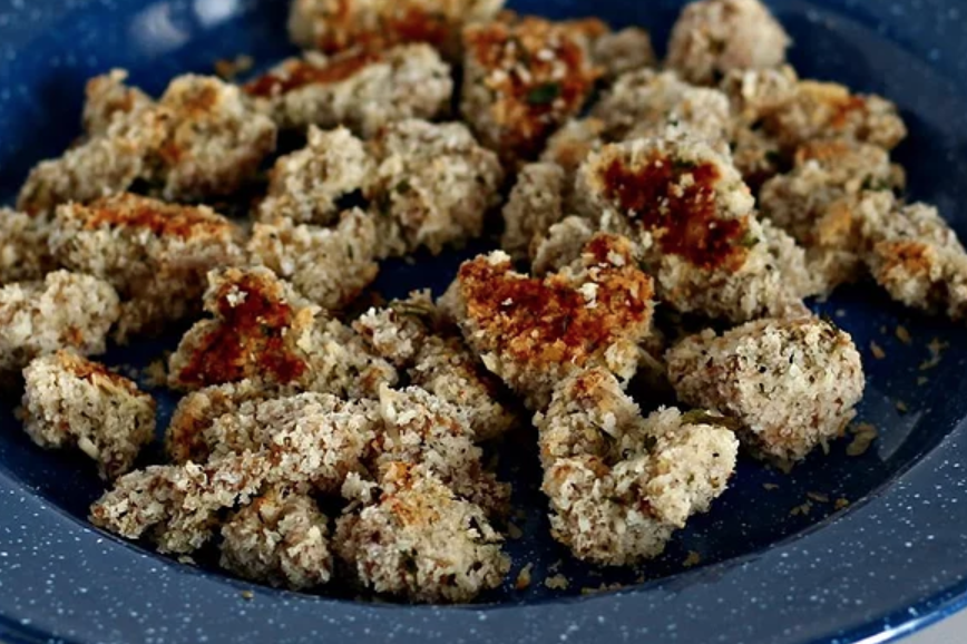 Breaded Pheasant Nuggets