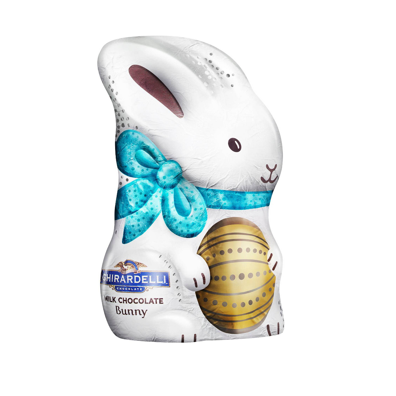 Ghirardelli Easter Hollow Milk Chocolate Bunny
