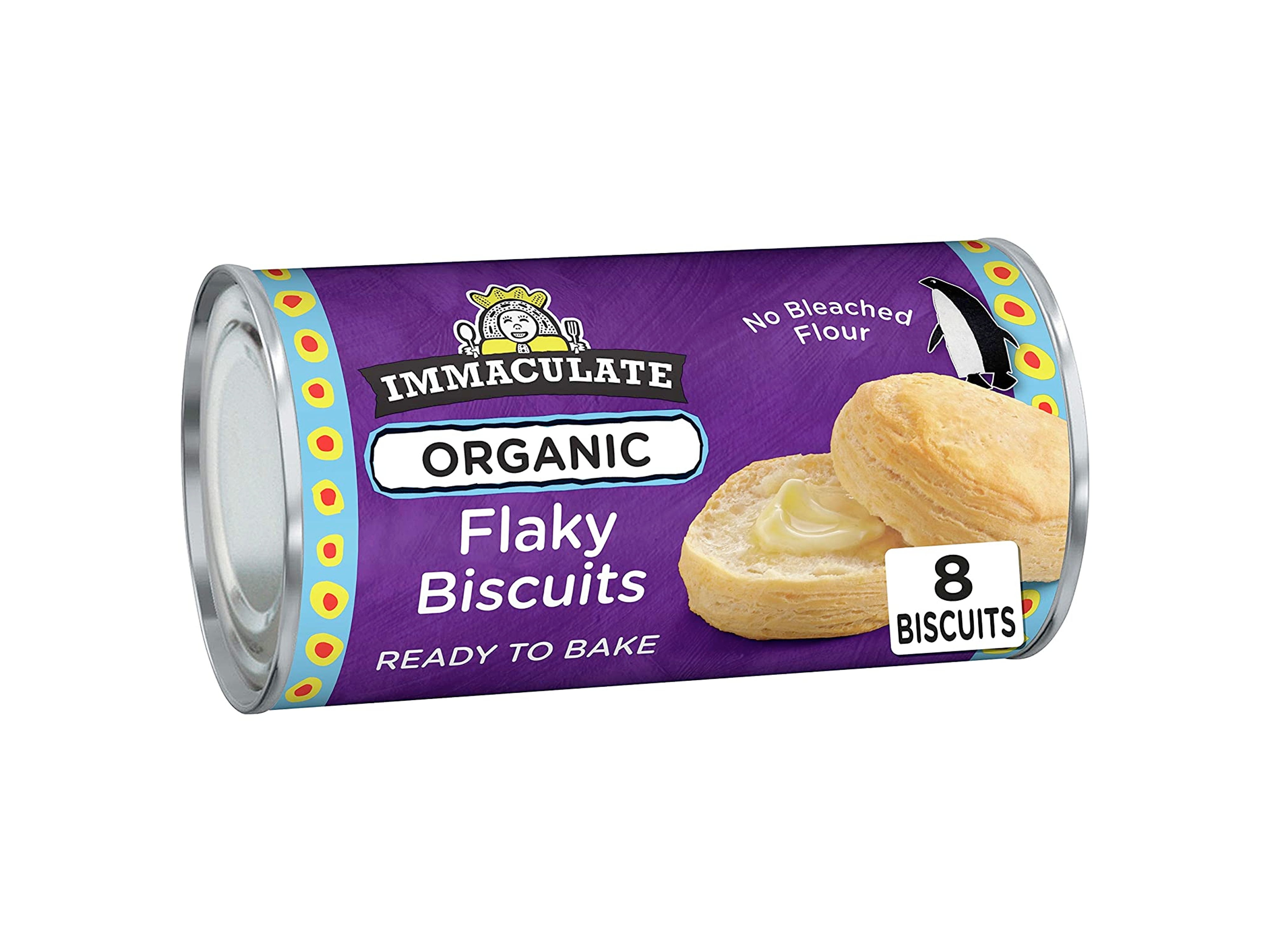 immaculate flaky biscuits organic