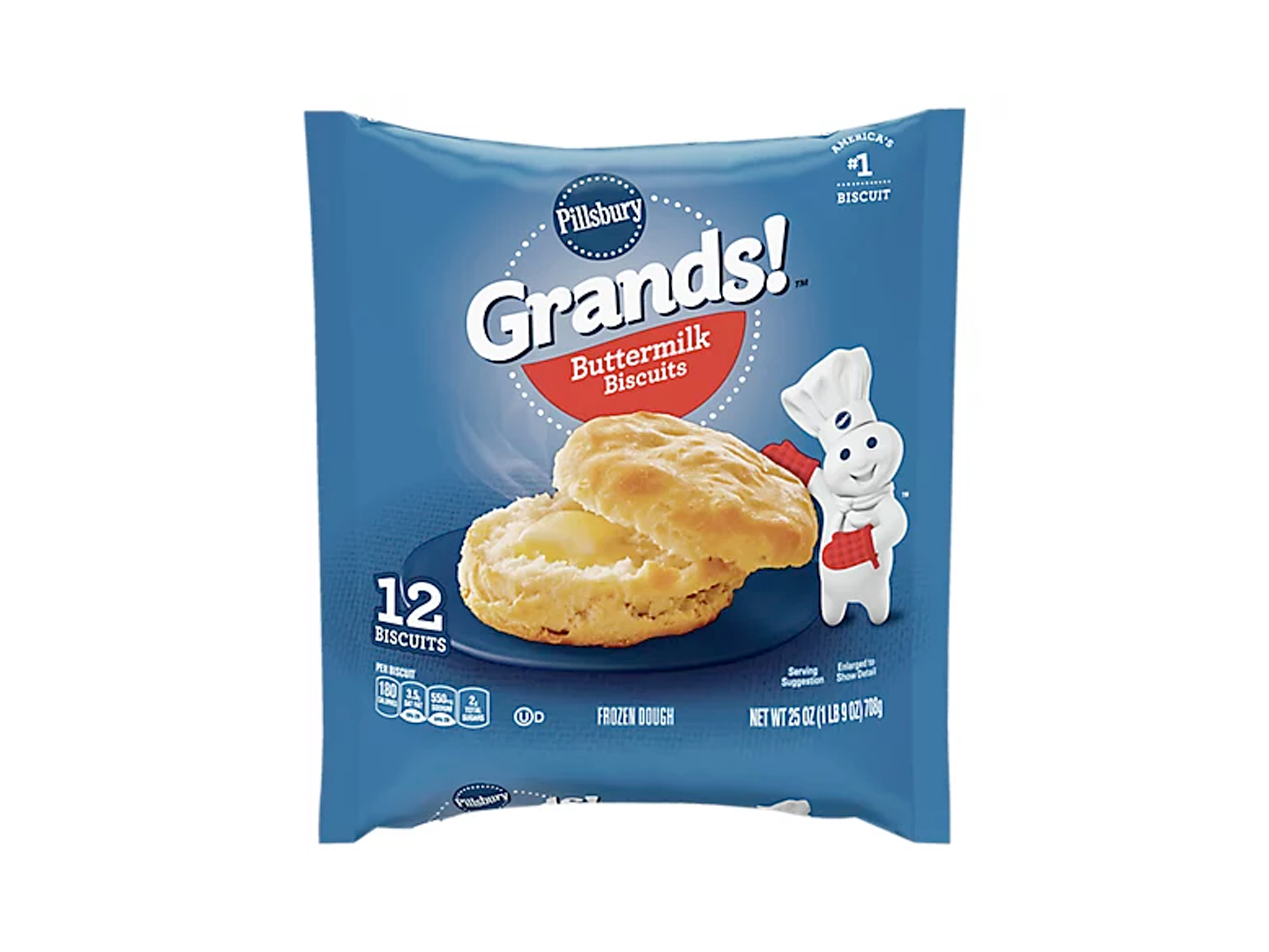 pillsbury grands frozen biscuits