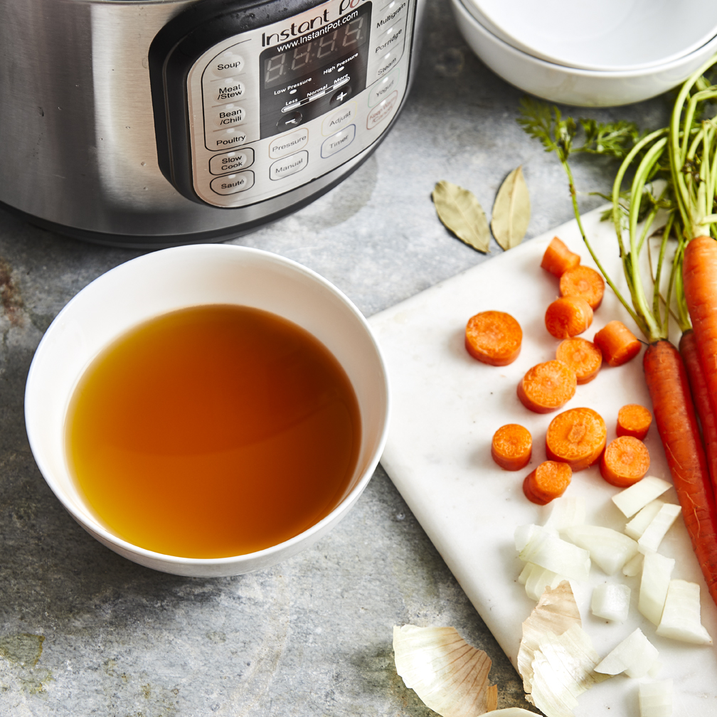 Beef Bone Broth in the Instant Pot®