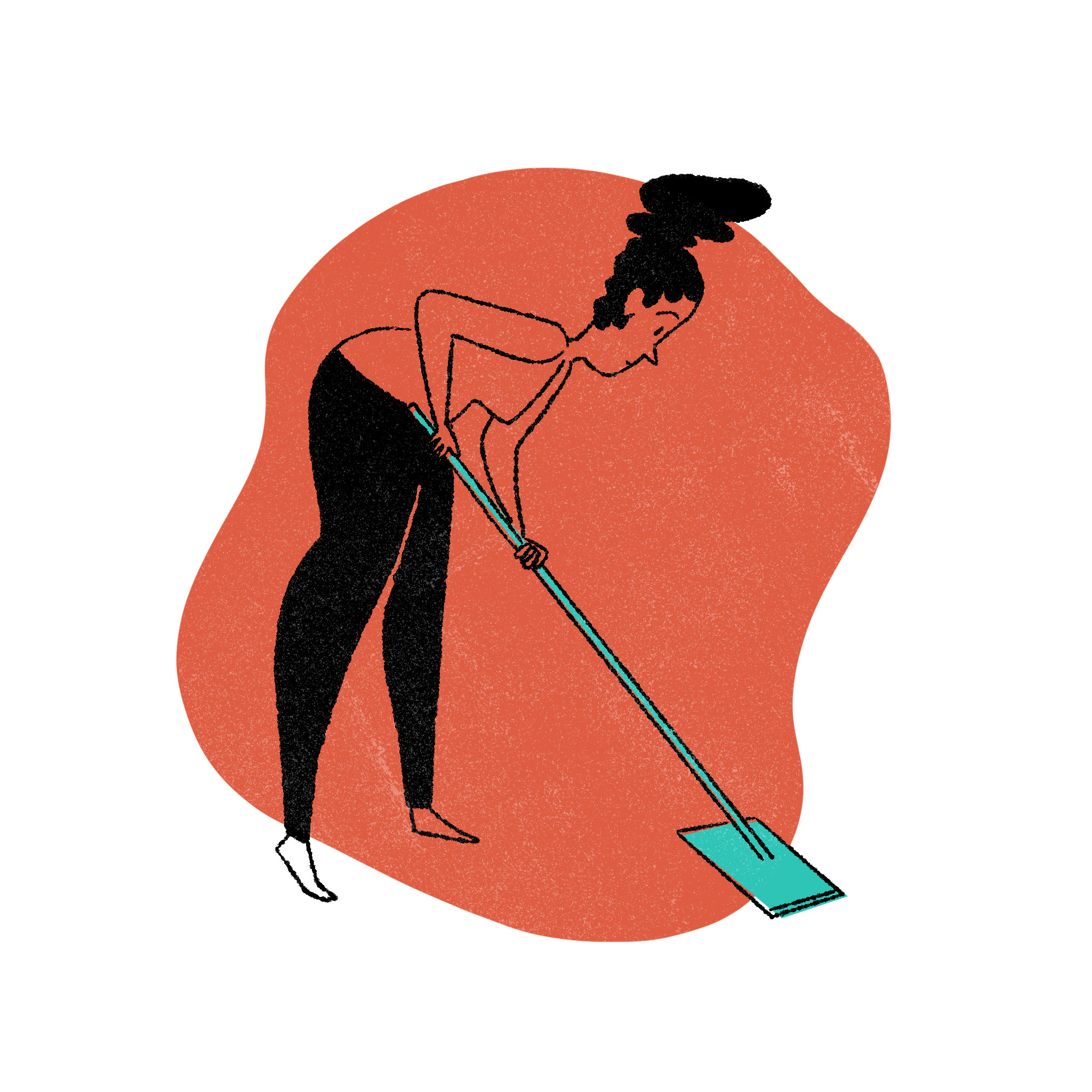 It's Time to Let Go of the Myth of the Eternally Clean House