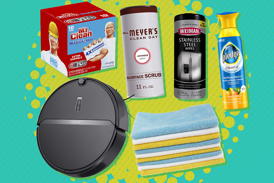 Cleaning products our editors can't live without