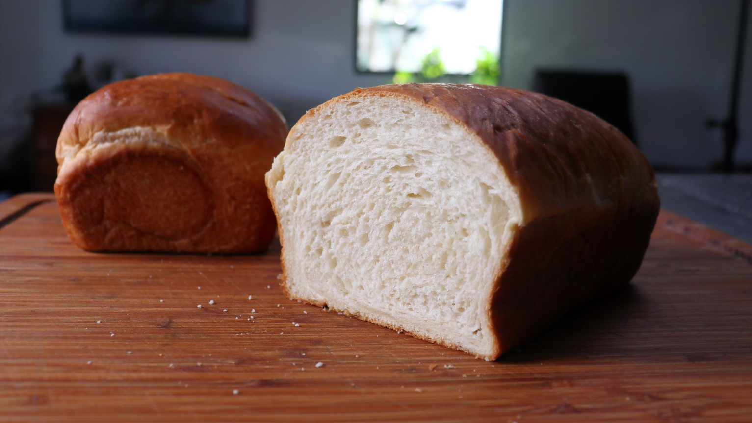 Chef John's Milk Bread