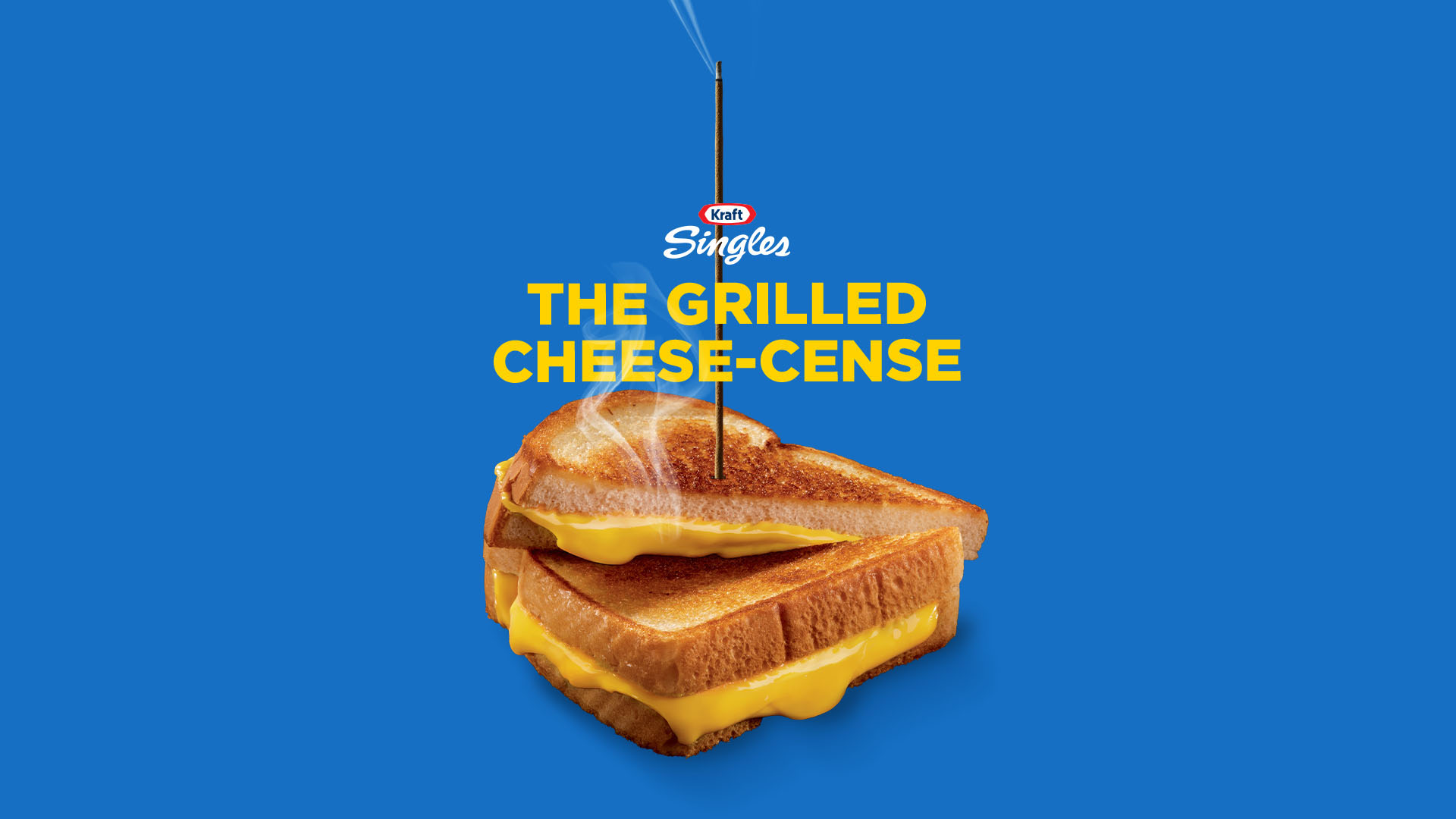 kraft grilled cheese incense