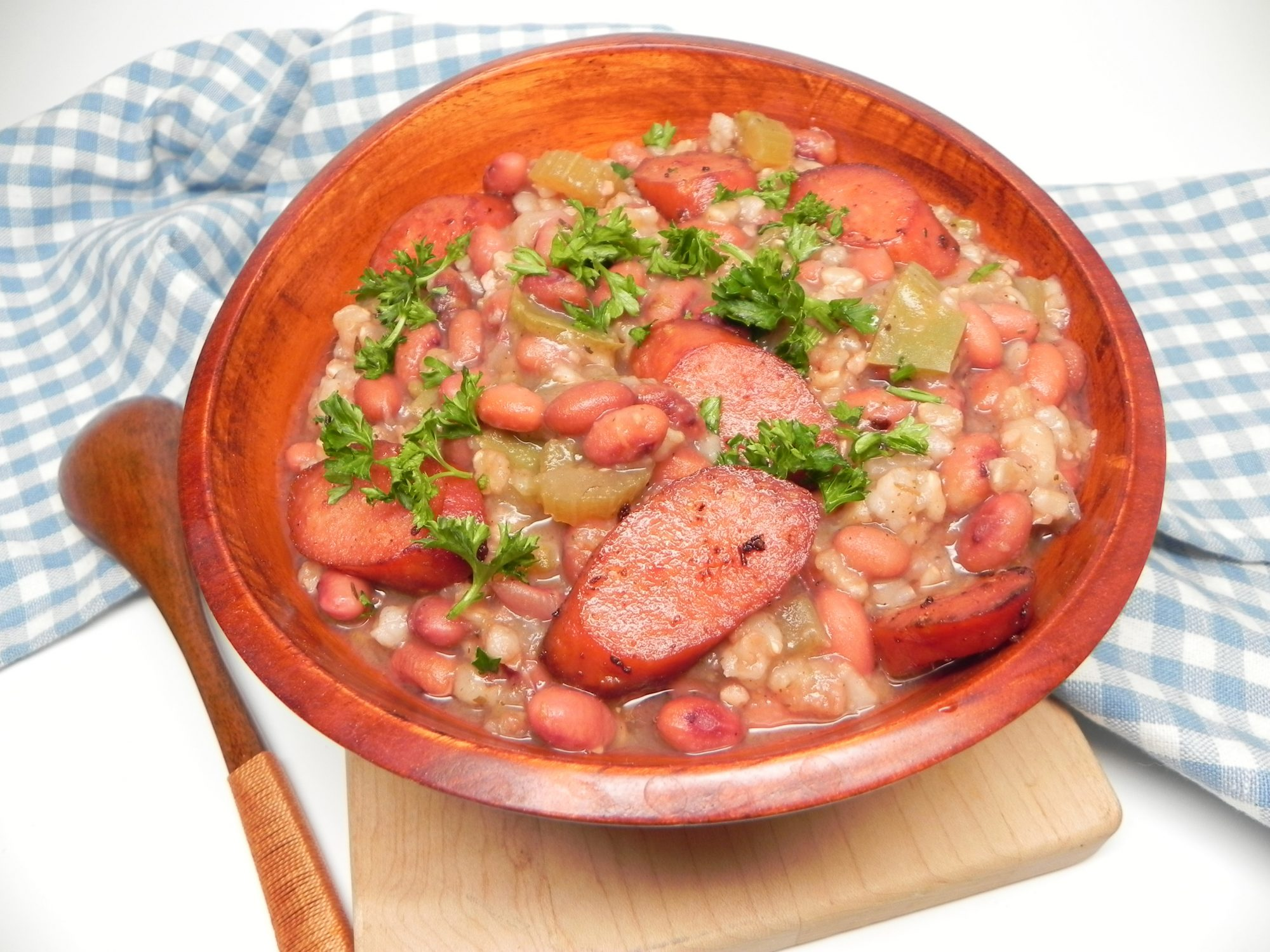 Instant Pot® Vegan Red Beans and Rice